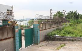 海安水廠脈沖電子圍欄安裝