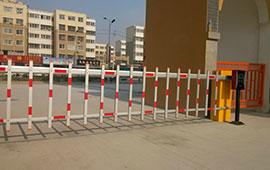 南通永祥佳苑小區藍牙停車場系統