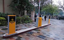 啟東嘉誠花苑小區停車場管理系統